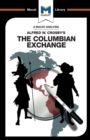 An Analysis of Alfred W. Crosby's The Columbian Exchange : Biological and Cultural Consequences of 1492 - Book