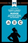 Nudge : Improving Decisions About Health, Wealth and Happiness - Book