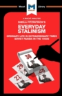 Everyday Stalinism : Ordinary Life in Extraordinary Times: Soviet Russia in the 1930s - Book