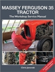 The Massey Ferguson 35 Tractor - Workshop Service Manual - Book