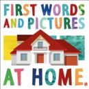 First Words & Pictures: At Home - Book