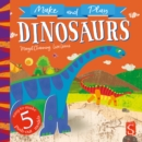 Make and Play Dinosaurs - Book