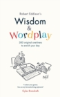 Wisdom & Wordplay : 300 original one-liners to enrich your day - Book