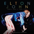 Elton John This Ones For You - Book