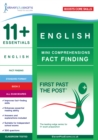 11+ Essentials English: Mini-Comprehensions Fact-Finding Book 1 - Book