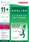 11+ Essentials English: Mini-Comprehensions Fact-Finding Book 2 - Book