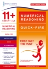 11+ Essentials Numerical Reasoning: Quick-Fire Book 2 - Multiple Choice - Book