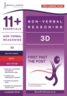 11+ Essentials - 3-D Non-verbal Reasoning Book 2 - Book
