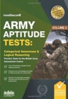 Army Aptitude Tests: : Categorical Awareness & Logical Reasoning for the British Army Assessment Centre - Book