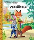 A Treasure Cove Story - Zootropolis - Book