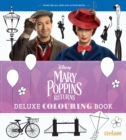Mary Poppins Returns Deluxe Colouring Book - Book