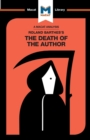 Roland Barthes's The Death of the Author - Book
