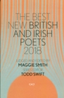 Best New British and Irish Poets 2018 - Book