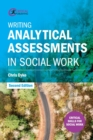 Writing Analytical Assessments in Social Work - Book