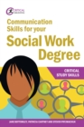 Communication Skills for your Social Work Degree - eBook