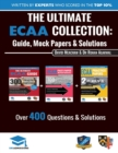 The Ultimate Ecaa Collection : 3 Books in One, Over 500 Practice Questions & Solutions, Includes 2 Mock Papers, Detailed Essay Plans, 2019 Edition, Economics Admissions Assessment, Uniadmissions - Book