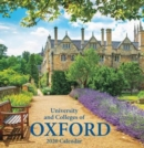 Oxford Colleges Large Calendar - 2020 - Book