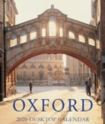 Oxford Large Desktop Calendar - 2020 - Book