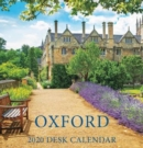Oxford Colleges Mini Desktop Calendar - 2020 - Book