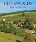Cotswolds Large Desktop Calendar - 2020 - Book