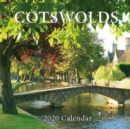 Cotswolds Small Square Calendar - 2020 - Book