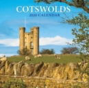 Cotswolds Large Square Calendar - 2020 - Book