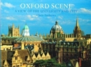 Oxford Scene : A view of the University and City - Book