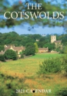 Cotswolds A5 Calendar - 2021 - Book
