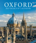 Oxford Large Desktop Calendar - 2021 - Book