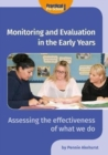 Monitoring and Evaluation in the Early Years - Book