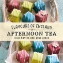 Flavours of England: Afternoon Tea - Book