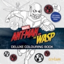 Ant-Man - Pocket Deluxe Colouring Book - Book