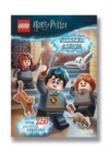 Lego - Harry Potter - Sticker Scene Book - Book
