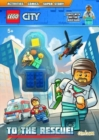 Lego - City - Activity Book with Mini Figure - Book