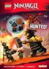 Lego - Ninjago - Activity Book with Mini Figure - Book