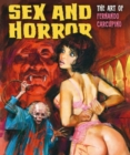 Sex And Horror: The Art Of Fernando Carcupino - Book