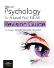 Edexcel Psychology for A Level Year 1 & AS: Revision Guide - Book