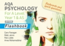AQA Psychology for A Level Year 1 & AS Flashbook: 2nd Edition - Book