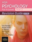 AQA Psychology for A Level Year 2 Revision Guide: 2nd Edition - Book