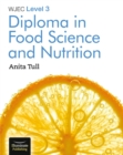 WJEC Level 3 Diploma in Food Science and Nutrition - Book