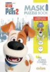 Secret Life of Pets - Mask Book - Book