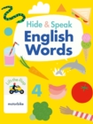 Hide & Speak English Words - Book