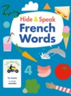 Hide & Speak French Words - Book