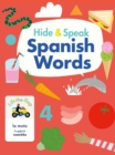 Hide & Speak Spanish Words - Book