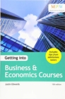 Getting into Business & Economics Courses - Book