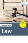 Getting into Law - Book