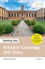 Getting into Oxford and Cambridge 2021 Entry - Book