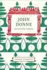 John Donne : Selected Poems - Book