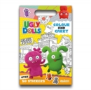 Ugly Dolls - Colour & Carry - Book