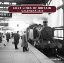 Lost Lines of Britain Calendar - Book